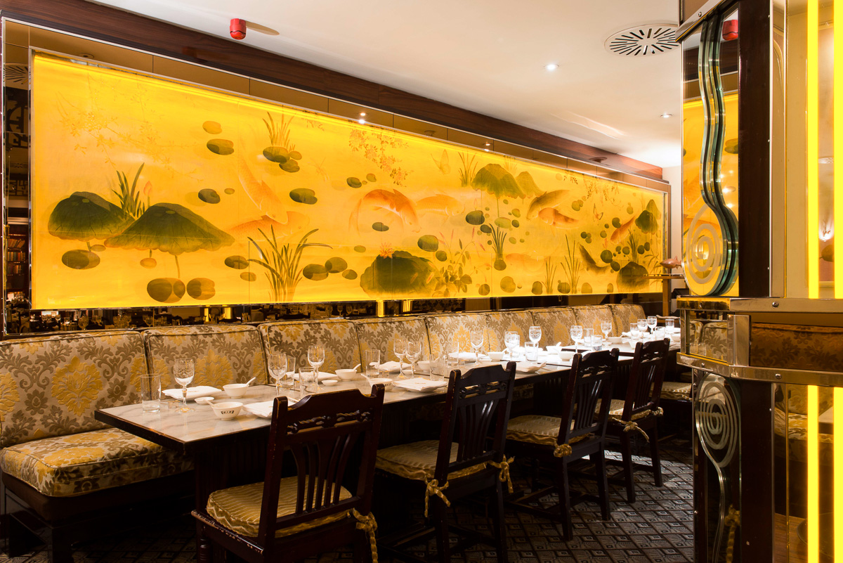 china tang, the dorchester, london - Projects - Fromental