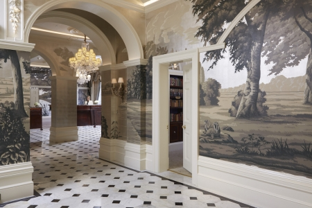 Front Hall of The Goring, London
