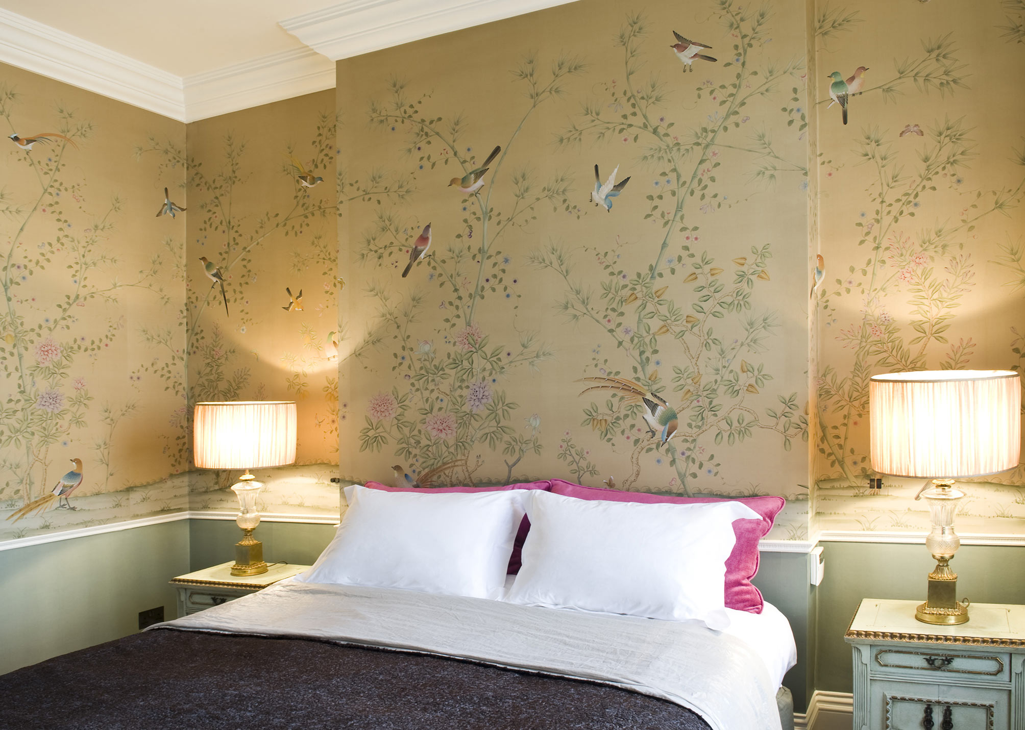 installations chinoiserie signature collections fromental. Black Bedroom Furniture Sets. Home Design Ideas