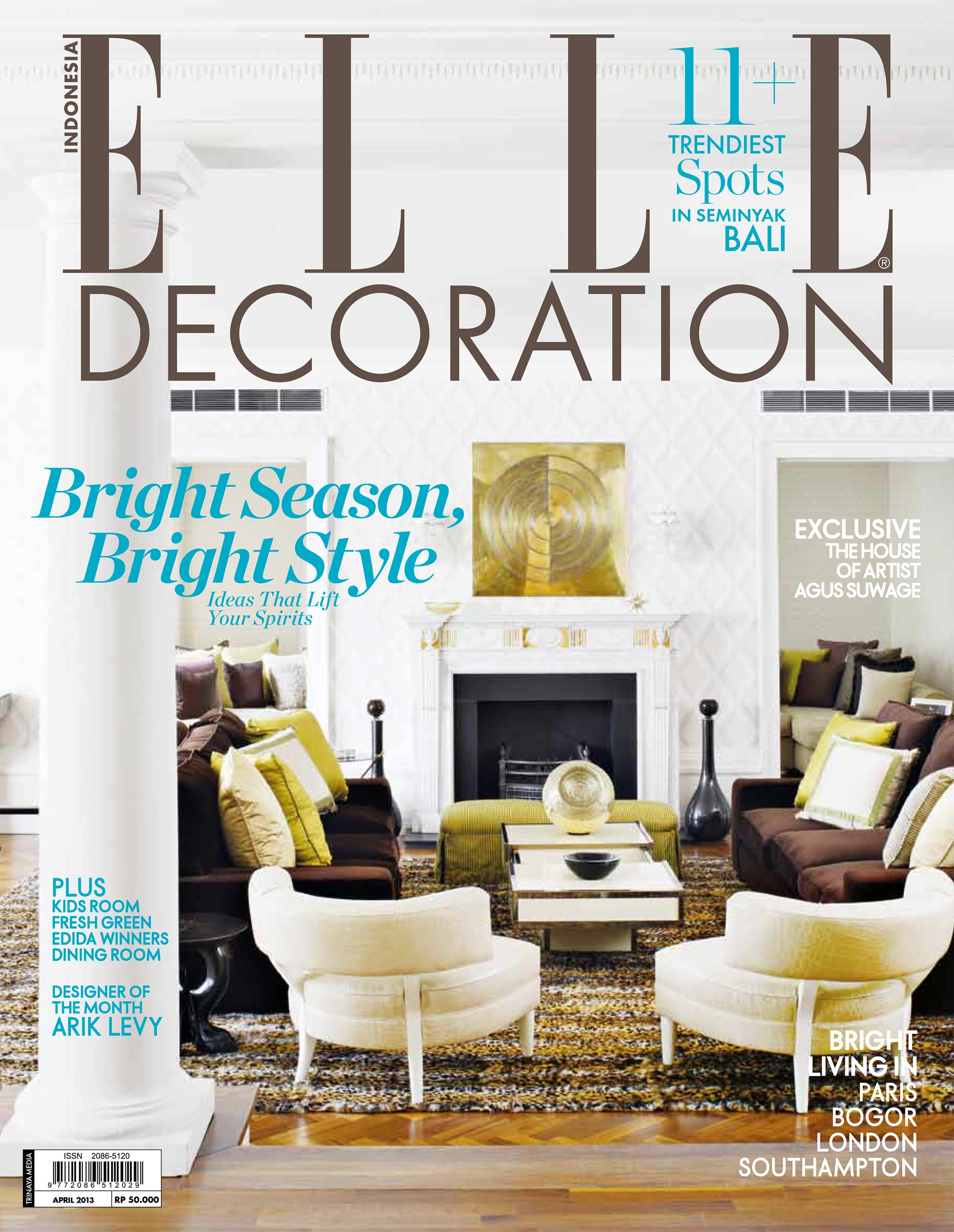 elle decoration indonesia Press Fromental