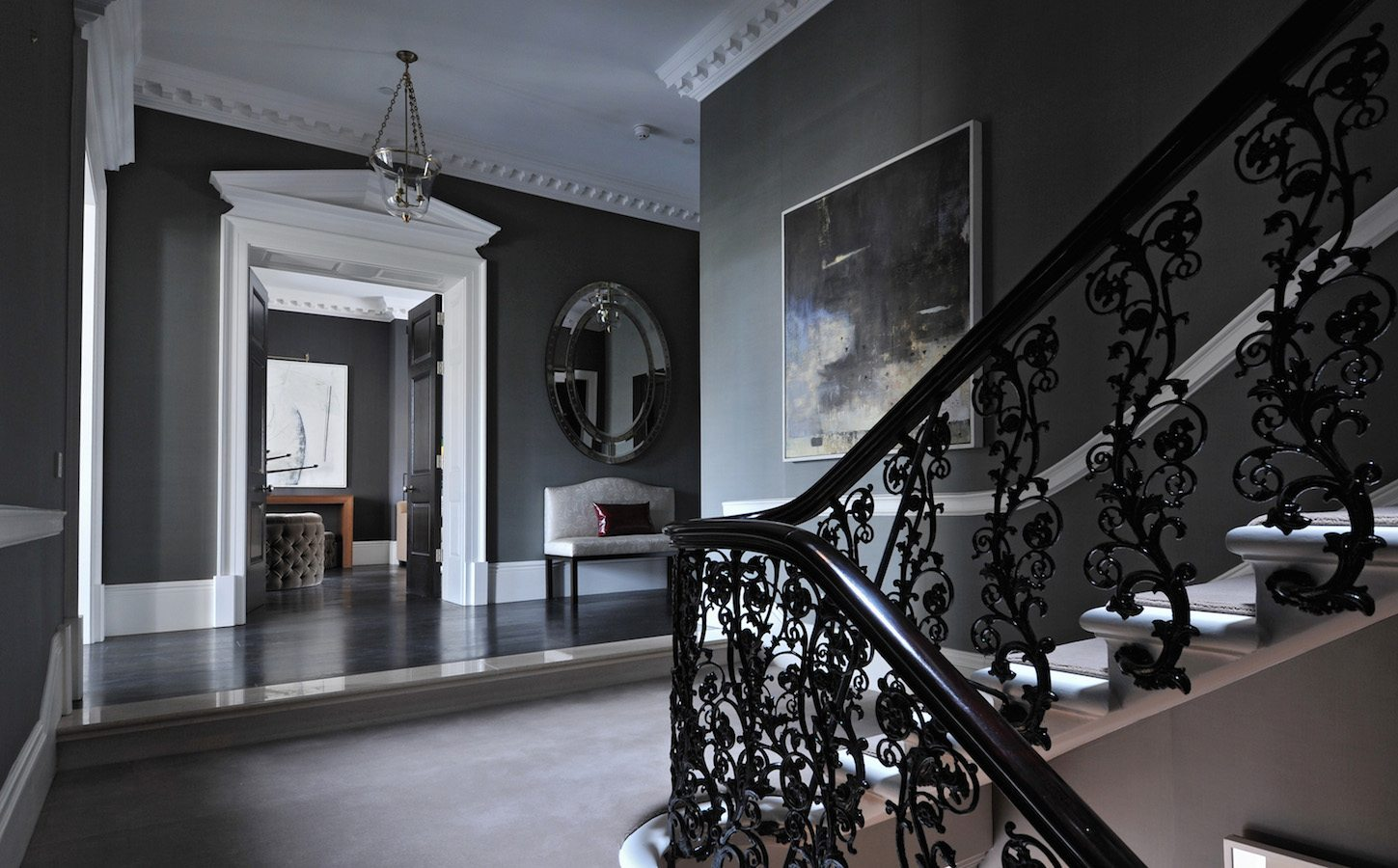 private residence, chelsea, london