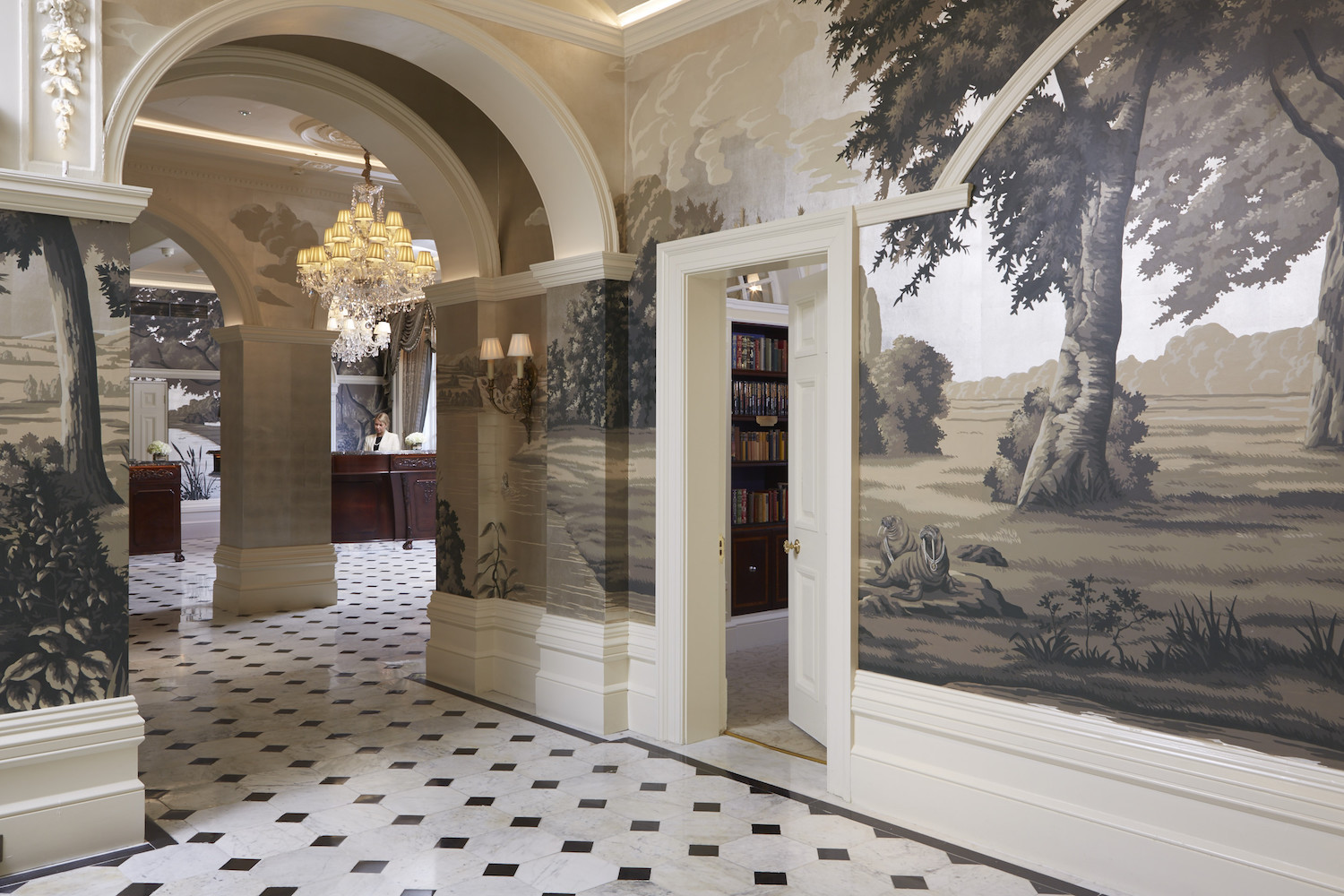 The Goring new Front Hall_landscape shot low