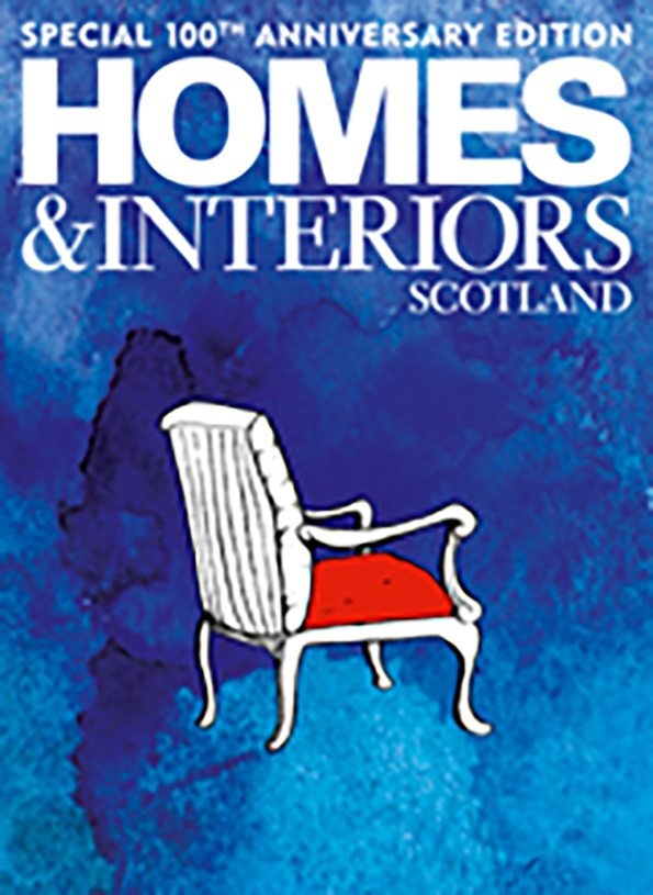 Homes Interiors Scotland Cover ...