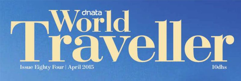 COVER world traveller