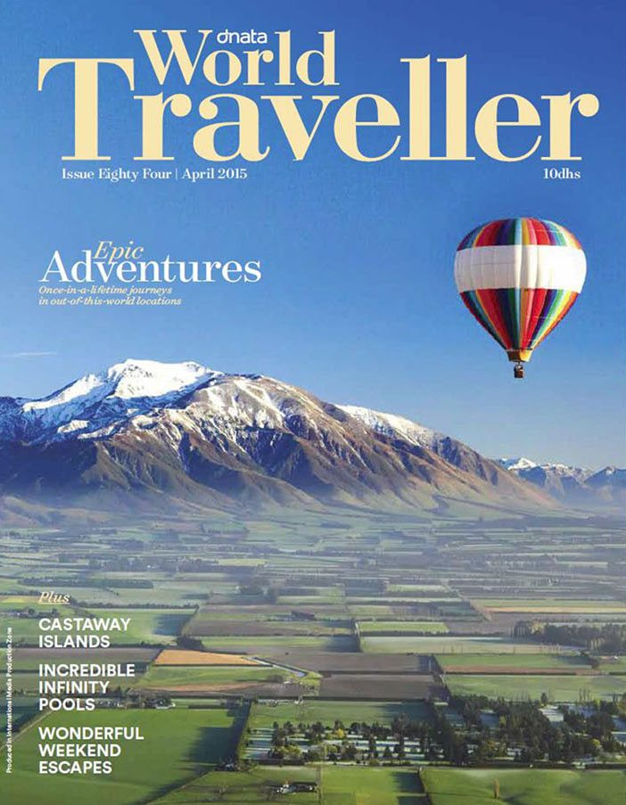 World Traveller, April 2015-1