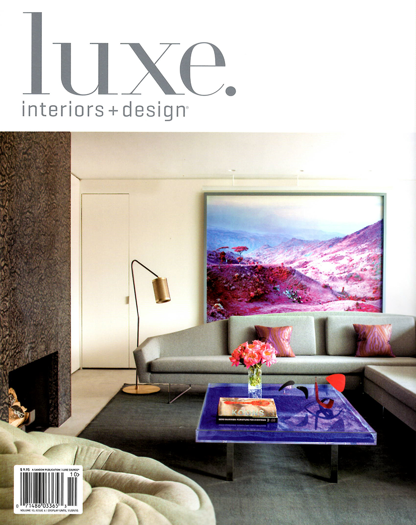 Luxe front