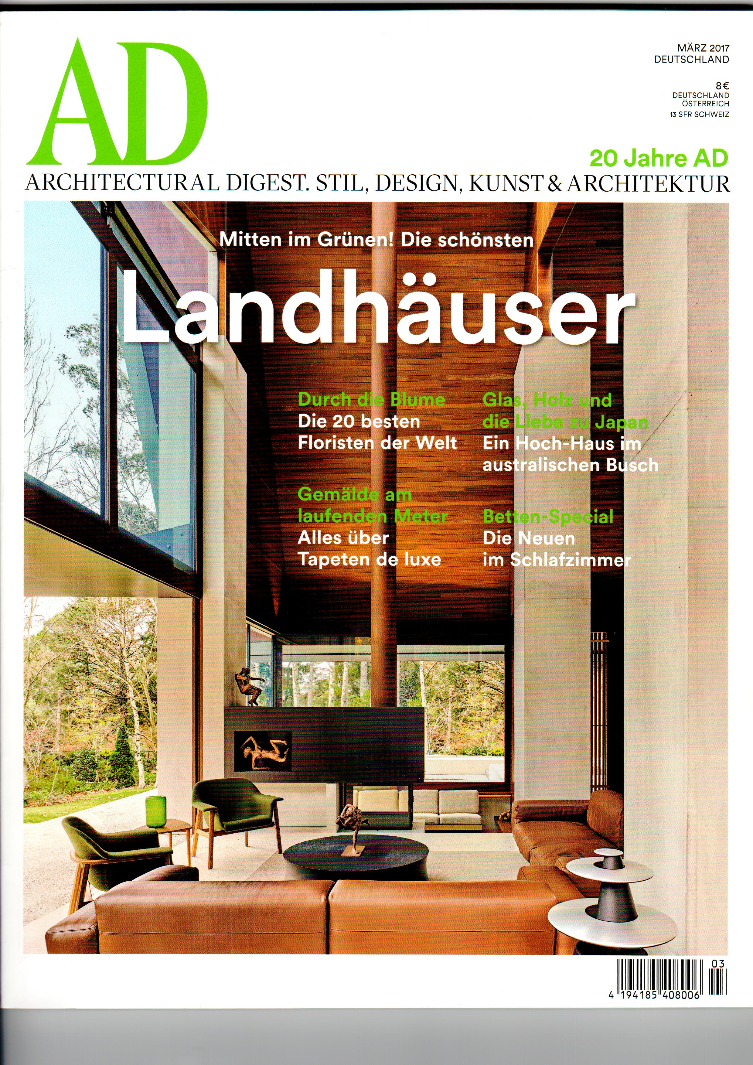 AD Germany cover
