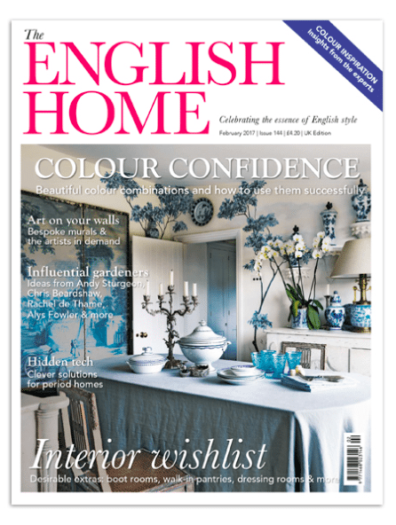 English Home Feb 2017 cover