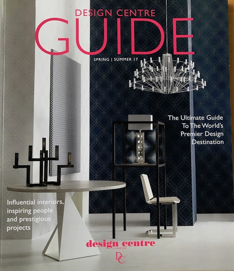 Design Centre Guide - cover